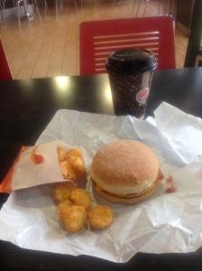 burger king breakfast